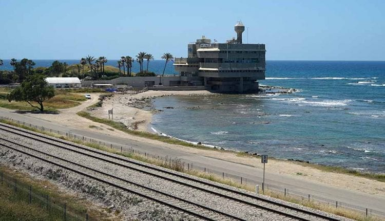 המכון לחקר ימים ואגמים בחיפה (צילום: ירון כרמי)