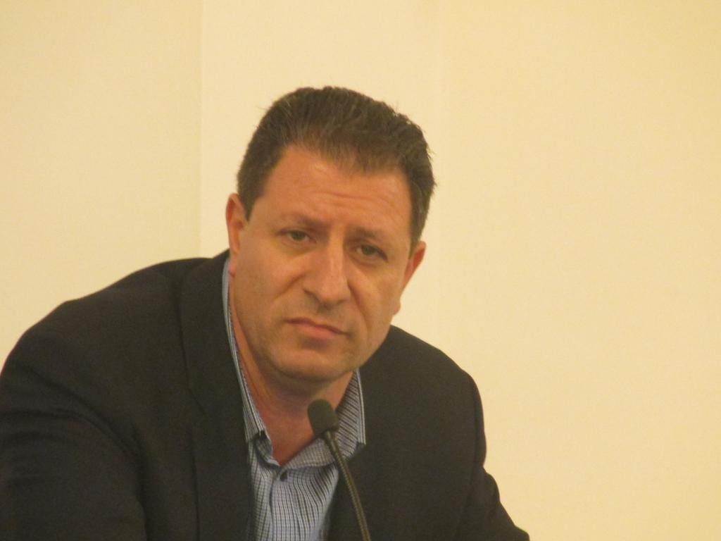 ג'אקי ואקים - גזבר עיריית חיפה לשעבר (צילום: סמר עודה)