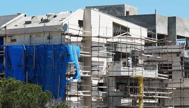 התחדשות עירונית בחיפה - רוממה (צילום - ירון כרמי)