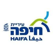 לוגו עיריית חיפה - תקופת יונה יהב