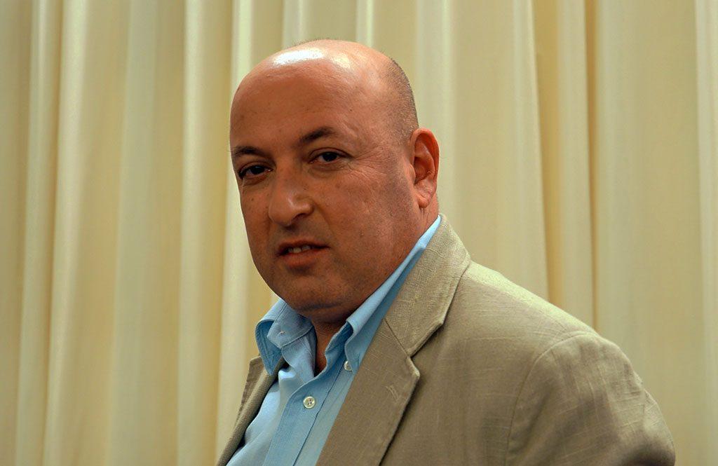 פרופסור איתמר גרוטו (צילום: ירון כרמי)