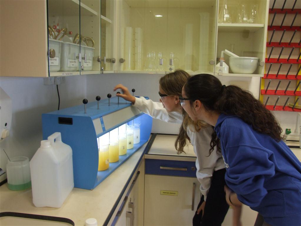 קייטנת נוער שוחר מדע בטכניון
