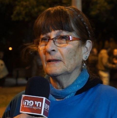 עליזה ברקן (צילום: ירון כרמי)