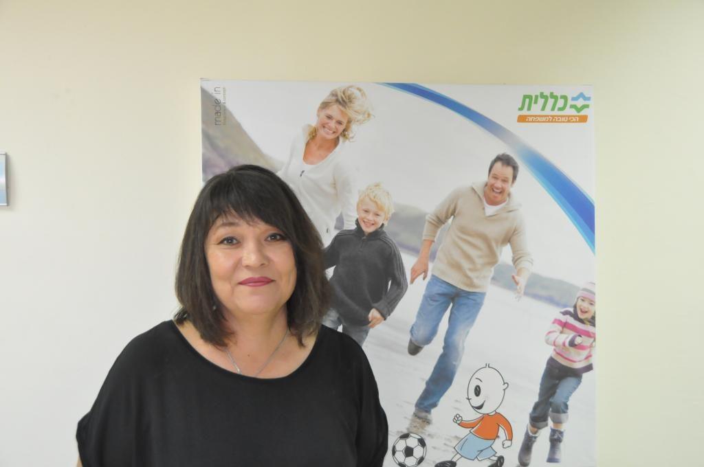 """ד""""ר טטיאנה ז'לוזין (צילום: צביקה מינקוביץ)"""