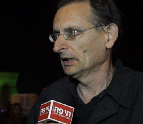 חבר הכנסת דב חנין (צילום: ירון כרמי)