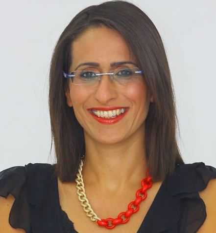 שרית גולן שטיינברג (צילום: ירון כרמי)