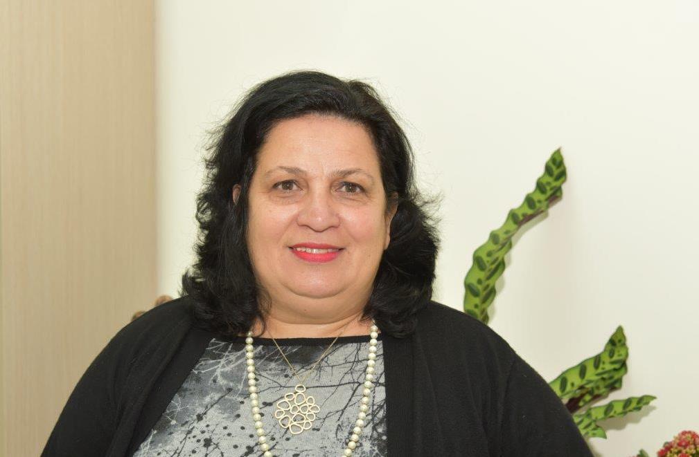 """רות ברוך, מנהלת הסיעוד של המחוז (צילום: יח""""צ כללית)"""