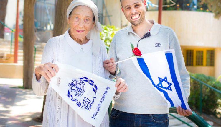 האגודה למען החייל בחיפה מחזירים עטרה ליושנה
