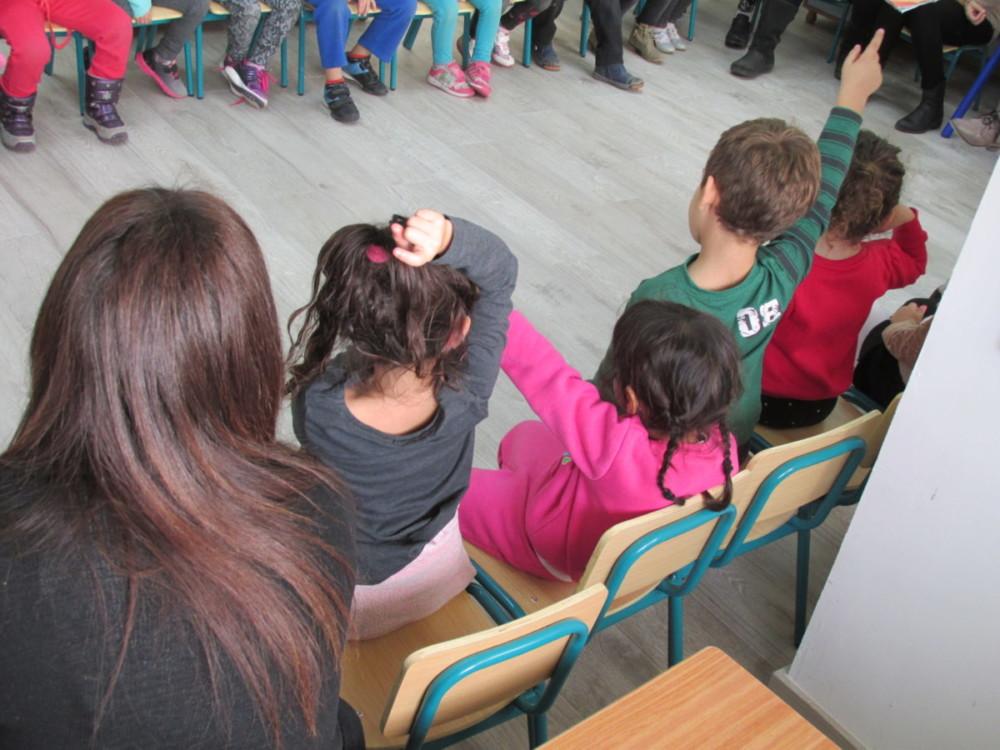 גן ילדים - אילוסטרציה (צילום: סמר עודה)