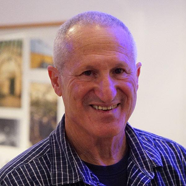 פרופסור יוסי בן ארצי (צילום: ירון כרמי)