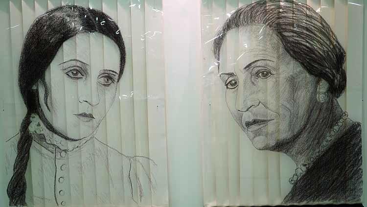 ציור של חנה רובינא