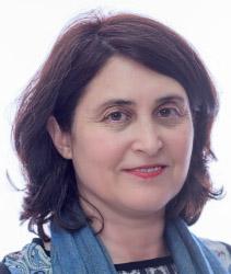 אסנת שנק יוסף - חברה בסגל בית הספר - תאטרון הסטודיו חיפה (צילום: הסטודיו)