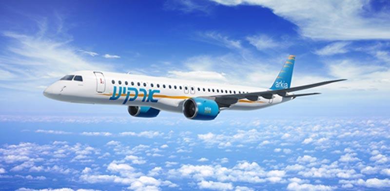 """מטוס ארקיע (צילום: יח""""צ) התמונה להמחשה"""