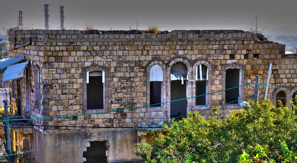 דירת רפאים ברחוב אבן גבירול בחיפה 02.02.2018 (צילום - ירון כרמי)