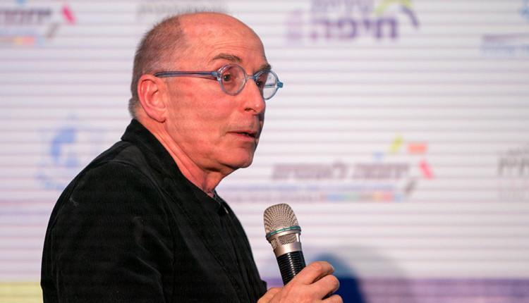 הפרופסור רון רובין (צילום: ירון כרמי)