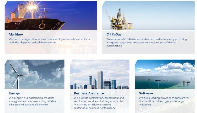 DNV-GL – תחומים בהם מייעצת החברה בבטיחות