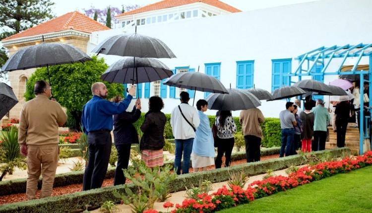 משתתפי הועידה הבהאית (צילום – דוברות הבהאים)
