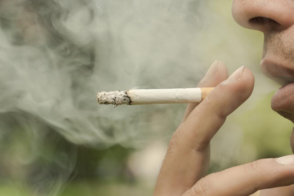 להפסיק לעשן - סיגריה shutterstock