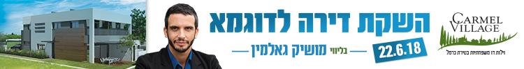 משה חדיף – וילות – רחב
