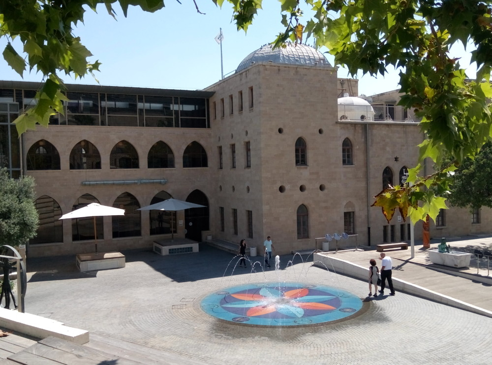 מדעטק חיפה (צילום: סמר עודה)