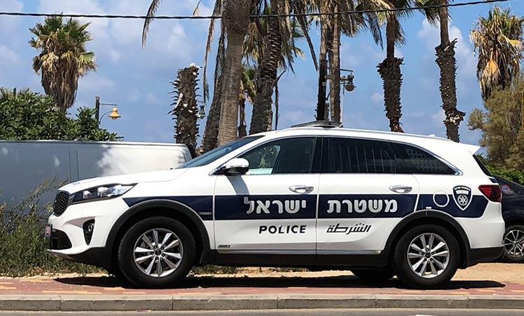 ניידת משטרה - משטרת ישראל - ארכיון (צילום - ירון כרמי)