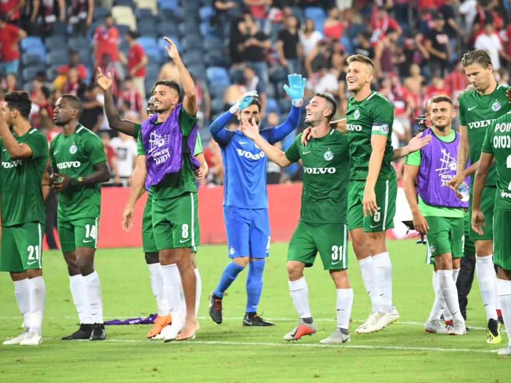 למרות הביקורת, מכבי חיפה עלתה לגמר גביע הטוטו (צילום-האתר הרשמי)