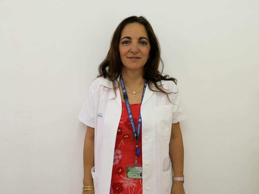 """ד""""ר דניאלה נחום (צילום: דוברות כללית)"""