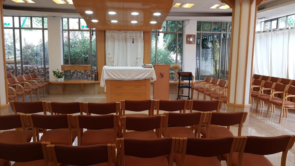 בית הכנסת קהילת מוריה - (הרב דובי חיון)