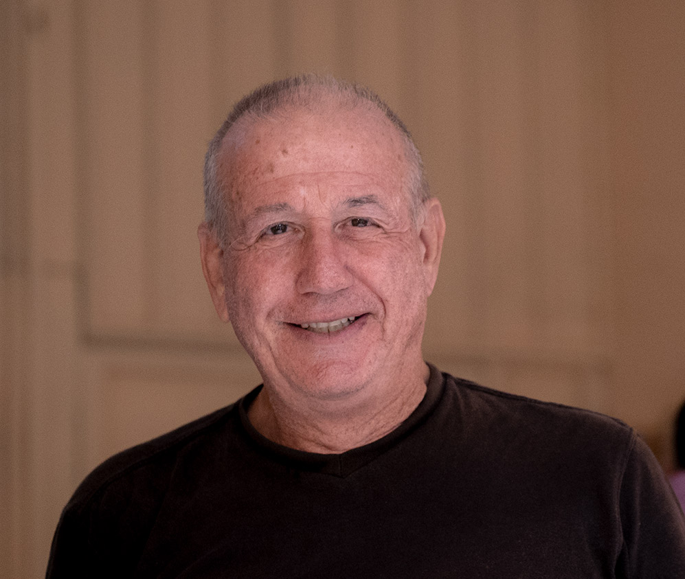 גארי שיינמן (צילום: ירון כרמי)