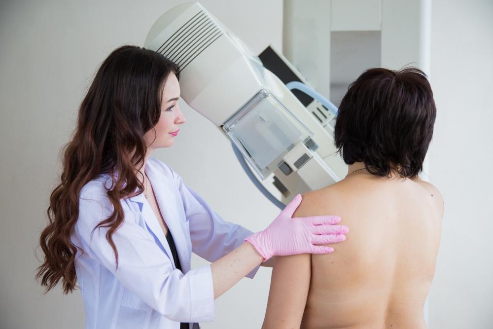 ממוגרפיה -סרטן השד (shutterstock)