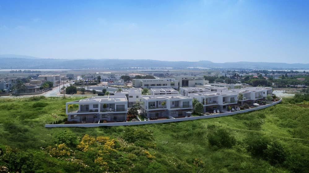מבט על - פרויקט בעתלית - בניה חדשה בעתלית - חברת י.מ.מ.כ הנדסה - חברה בת של יובל הנדסה