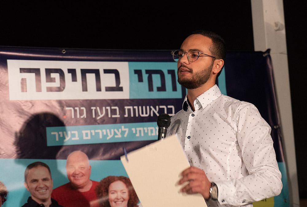 אדהם עודה (צילום: ירון כרמי)