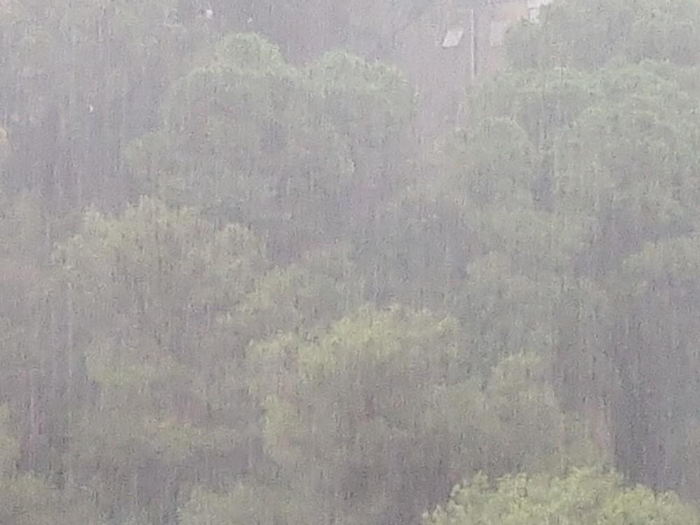 קוראי חי פה מצלמים את היורה בחיפה - מטחי גשם, הצפות וברקים - 21/10/2018 (צילום: חנה מורג)
