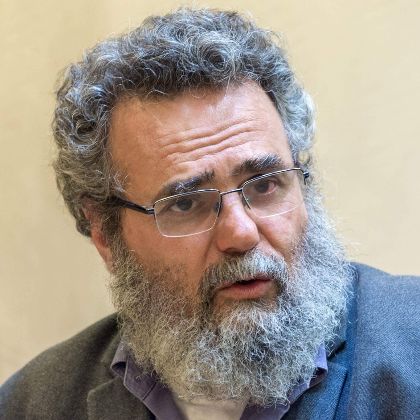 """יו""""ר סיעת מרצ בחיפה הרב דובי חיון"""