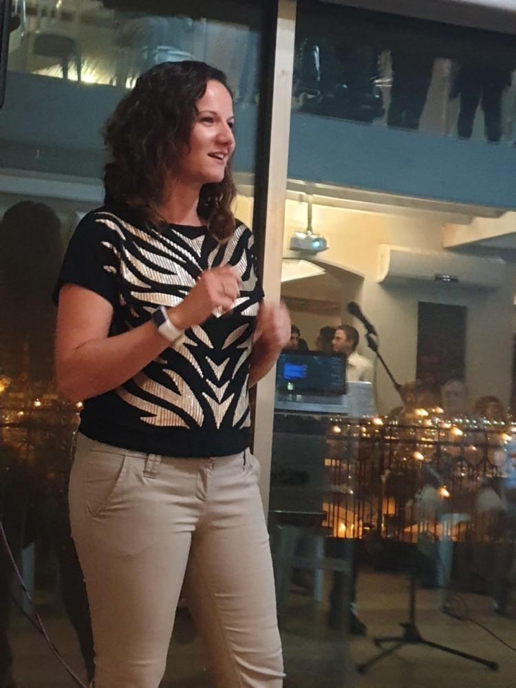 אילנה קוורטין (צילום: ליה רוז מגן)