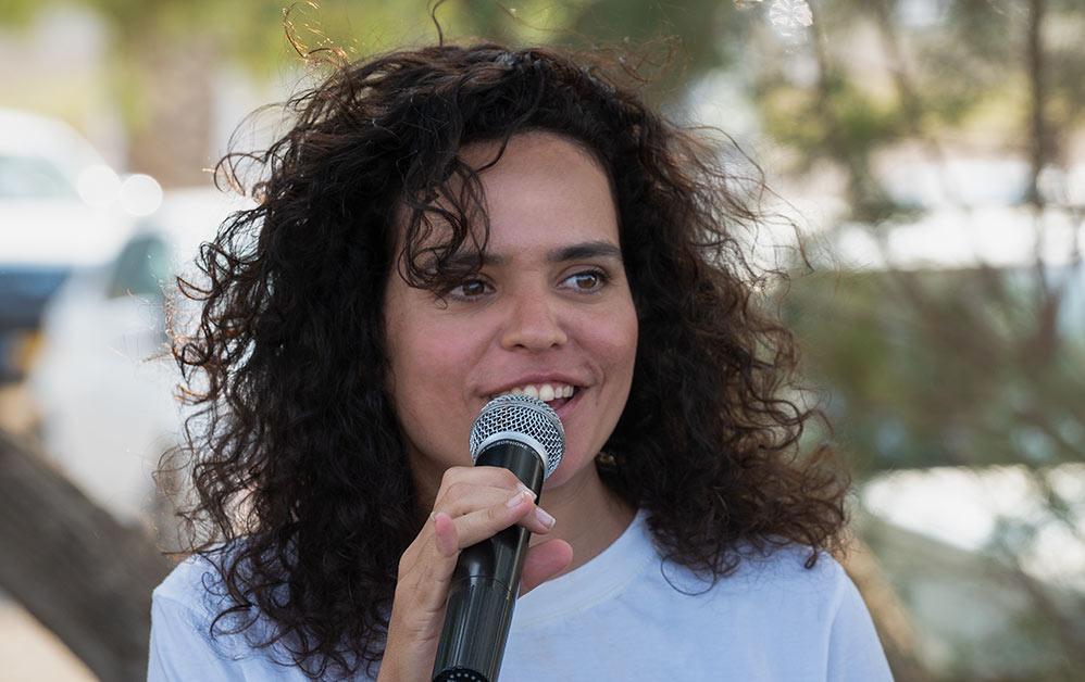 יעל שנער (צילום: ירון כרמי)