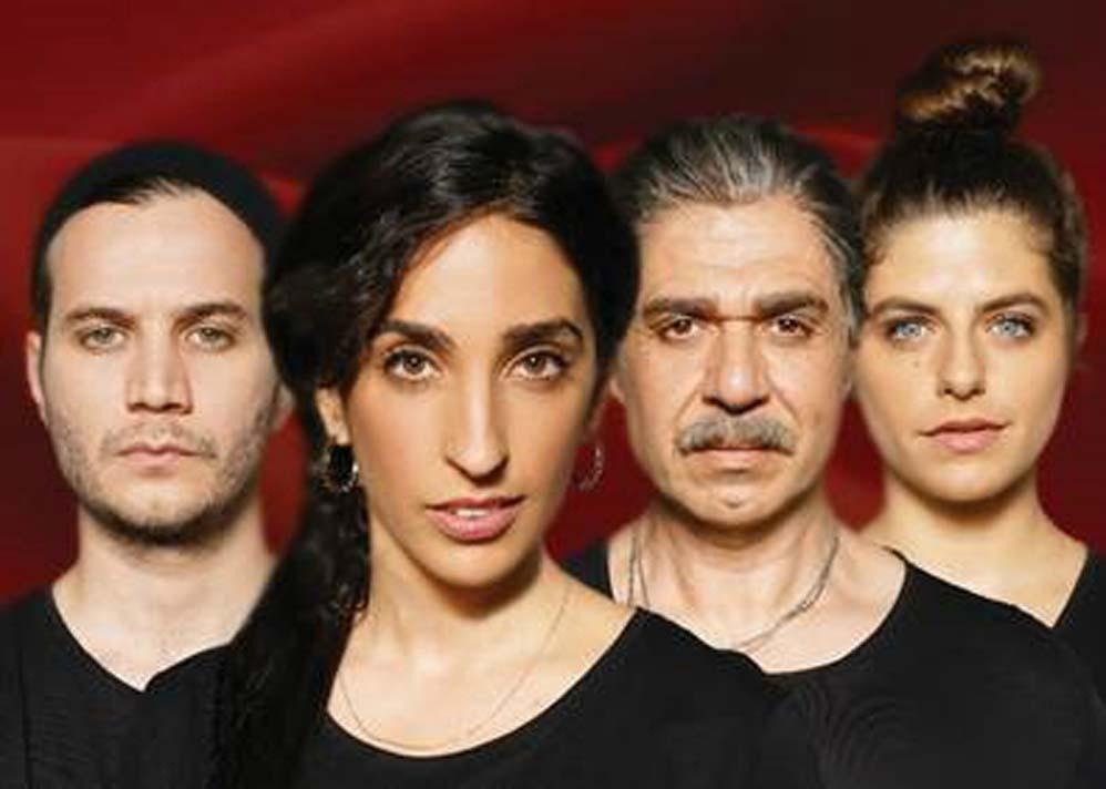 על מי ועל מה (דרמה קומית בהפקת תיאטרון חיפה) - הופעה בהיכל התיאטרון במוצקין - דצמבר 2018