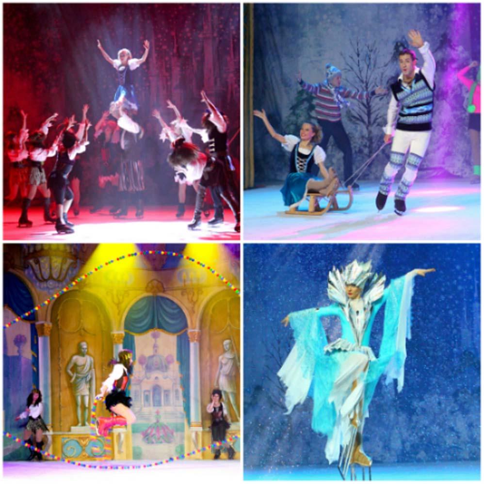 מלכת השלג - הופעה בהיכל התיאטרון במוצקין - דצמבר 2018
