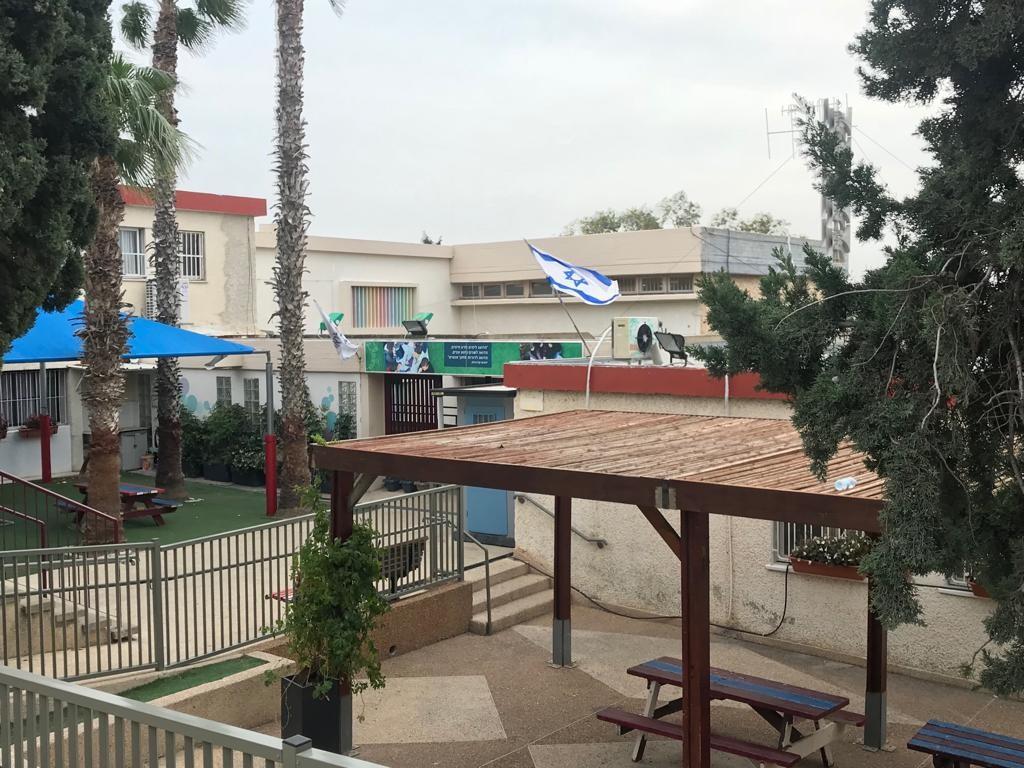 חטיבת הנעורים בבית הספר ליאו באק בחיפה (צילום: מיכל ירון)