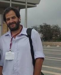 ירון לפידות מייסד ארגון ישראל נגד משלוחים חיים