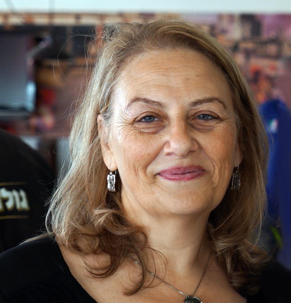 סטלה אבידן (צילום: ירון כרמי)
