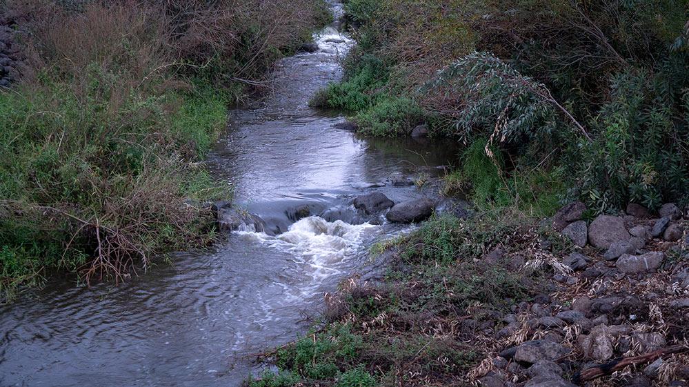 נחל משושים (צילום: ירון כרמי) התמונה להמחשה בלבד
