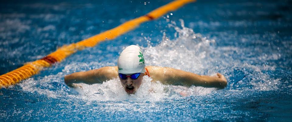 לאה פולונסקי (צילום: איגוד השחייה בישראל)