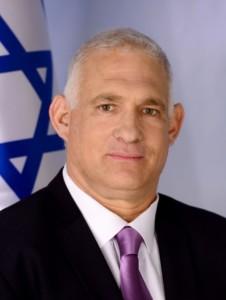 ישראל דנציגר - צילום לשכת העיתונות הממשלתית