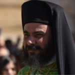 ראש העדה הקתולית בחיפה, אגאביוס אבו סעדה (צילום: אלבום אישי)