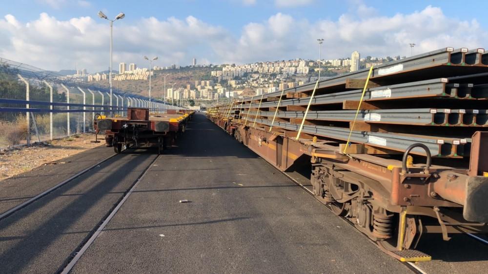 פסי רכבת צילום: דוברות הרכבת