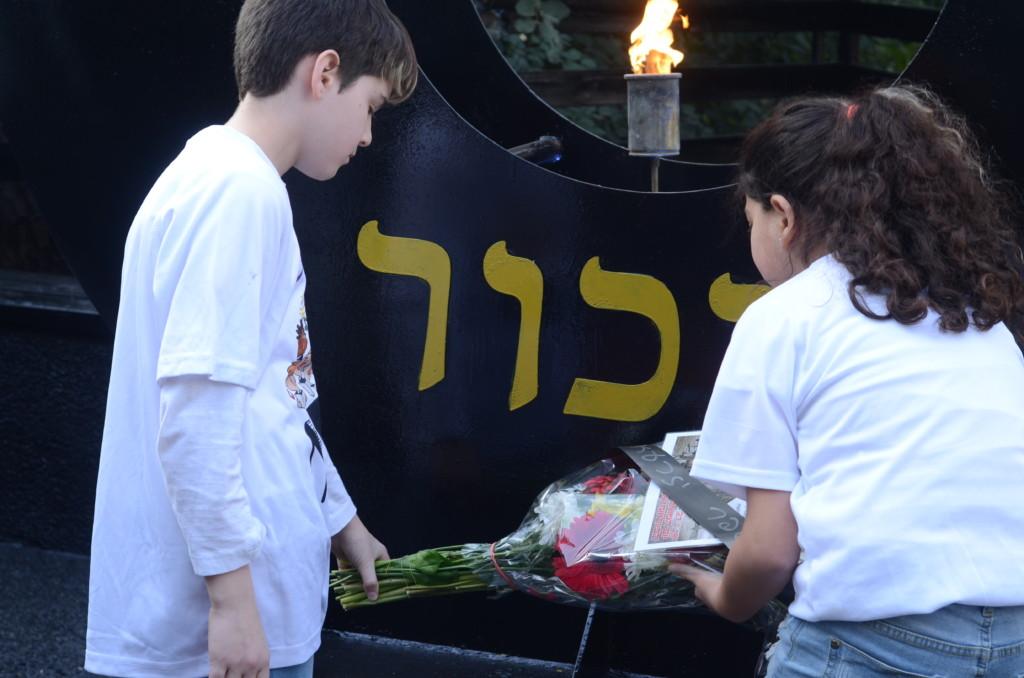 יום השואה הבנלאומי(צילום חגית אברהם)