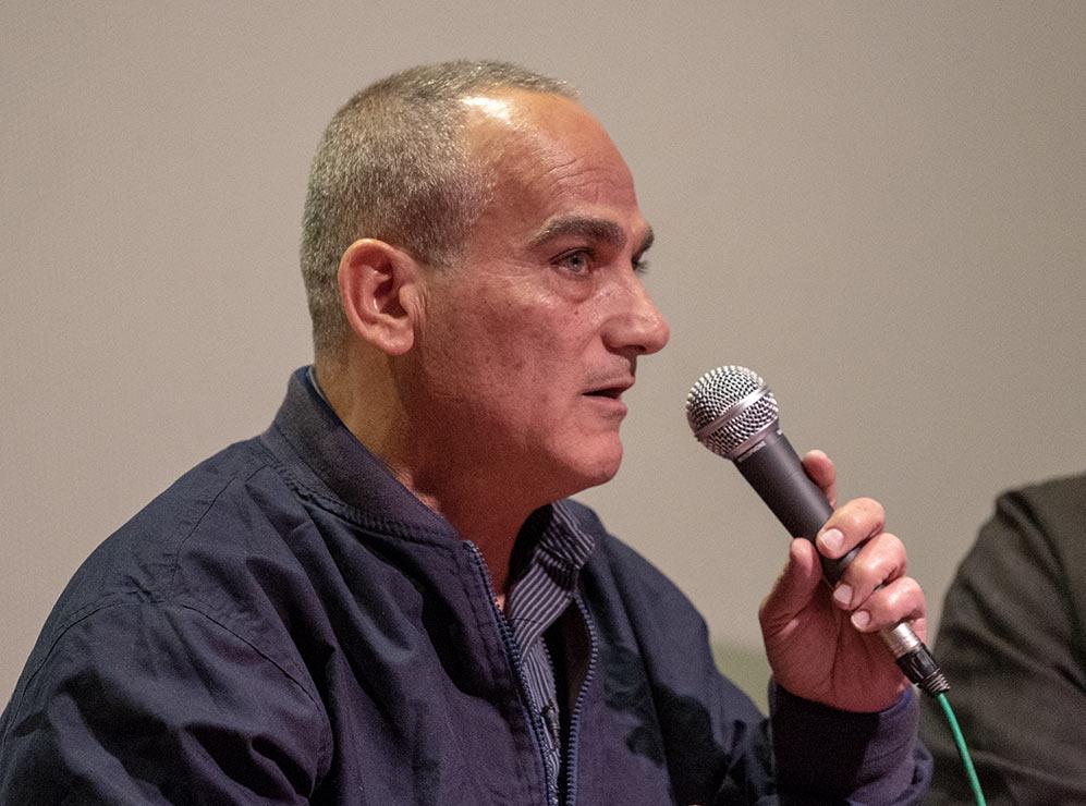 ג'מאל ברכאת (צילום: ירון כרמי)