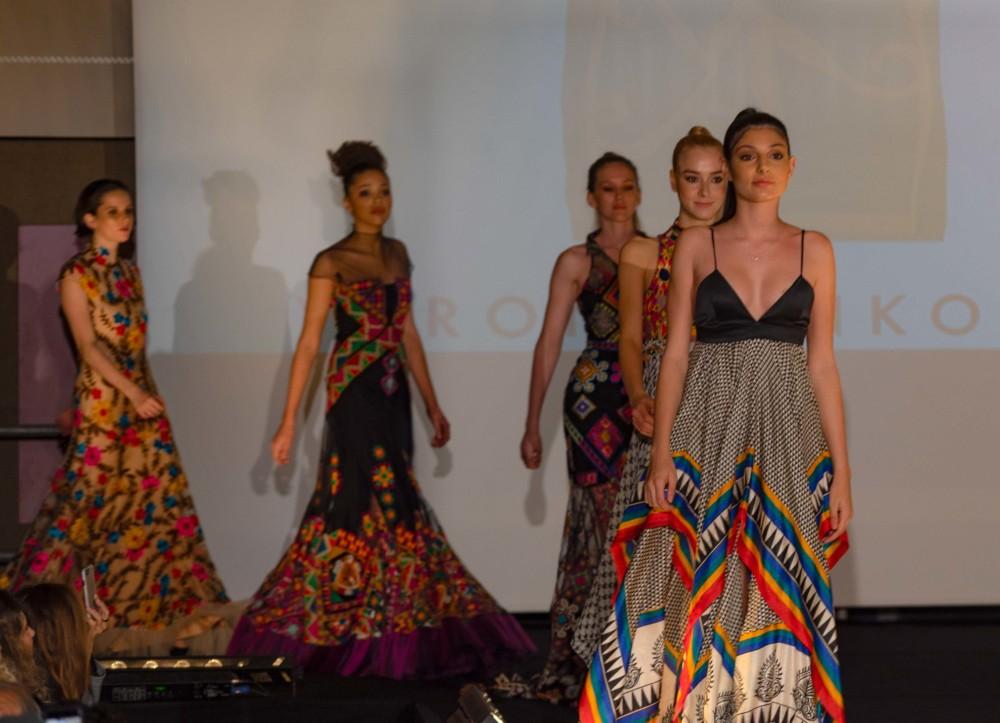 תצוגת אופנה - ירון מינקובסקי - רוטרי הוד הכרמל (צילום: ירון כרמי)