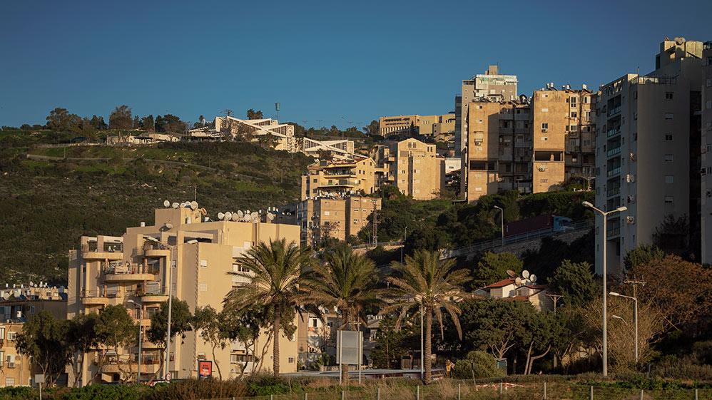 שכונת עין הים בחיפה (צילום: ירון כרמי)